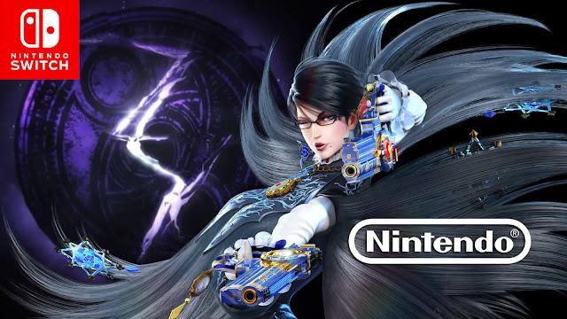 bayonetta 3 creator hideki kamiya nintendo switch exclusive 2021 platinum games action-adventure hack and slash game awards 2017 reveal