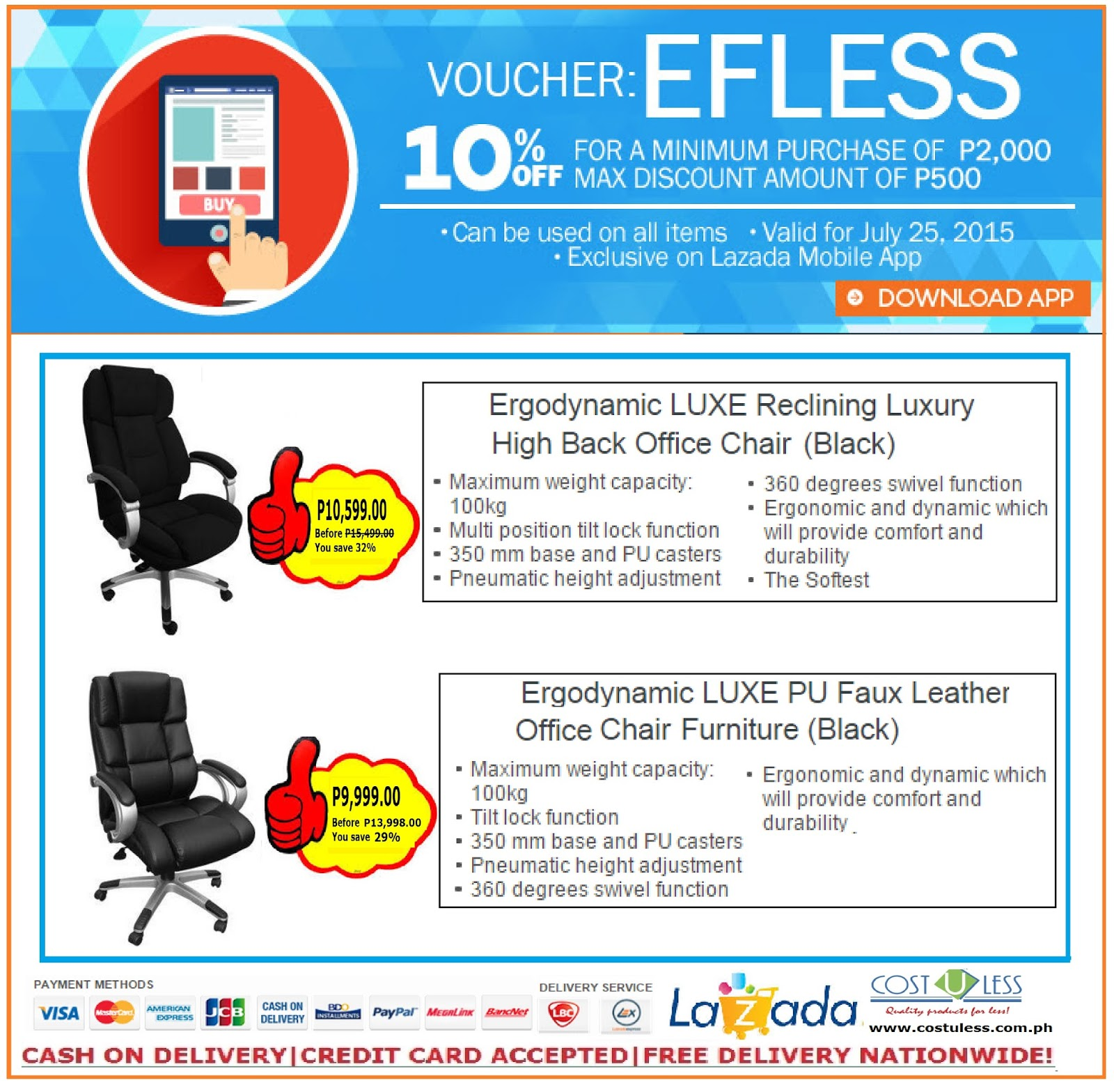 Incredible Cost U Less Office Furniture Manila Furniture Supplier Evergreenethics Interior Chair Design Evergreenethicsorg