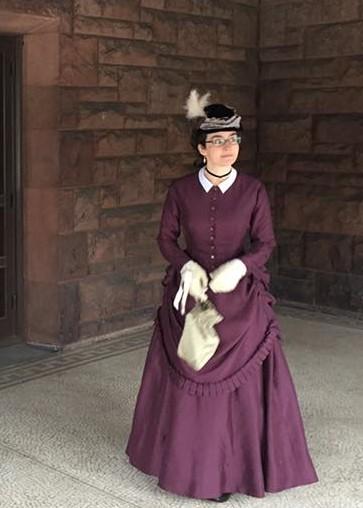 Simple Victorian Era Dresses