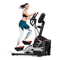 Bowflex LateralX L5 Machine, full-body low-impact cardio machine, burns 39% more calories than an elliptical trainer
