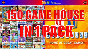 150 gamehouse games pack free download