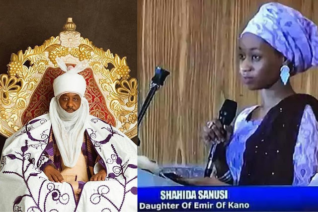 Why I supported my daughter after she slapped a boy – Emir Sanusi