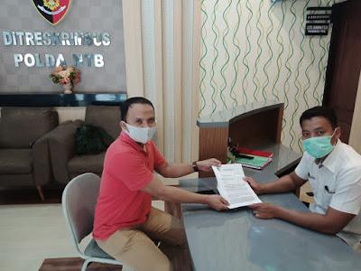 Manajemen PLTU Jeranjang Diadukan ke Polda NTB