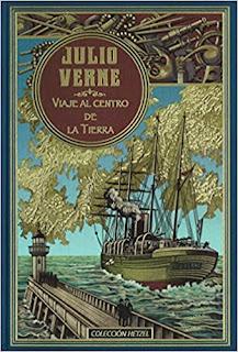 El viaje al centro de la tierra de Julio Verne