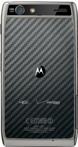 Buy Motorola DROID RAZR MAXX 4G Android Phone, Black 32GB (Verizon Wireless)