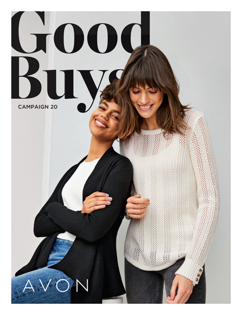AVON BROCHURE GOOD BUYS CAMPAIGN 20 2020 ALL SALES ARE FINAL!
