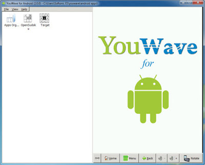Download YouWave's installer