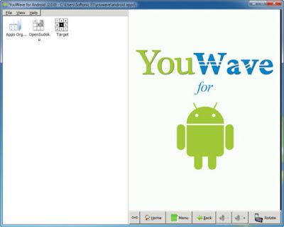Download YouWave's installer