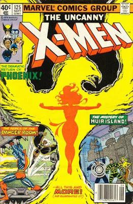 X-Men #125, mystery of Muir Island