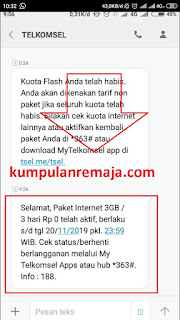 Top Up Unipin Gratis Kouta 3 GB Telkomsel Gratis di Dunia Game