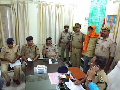 Absconding Accuse Arrested By Basti Police UP