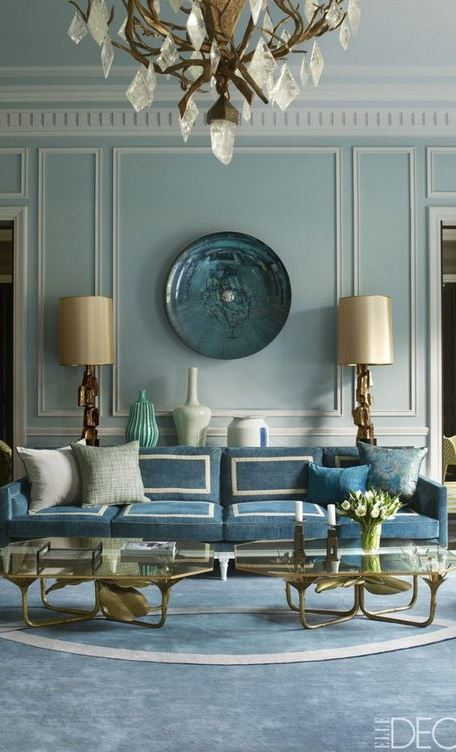 classic living room decor inspiration