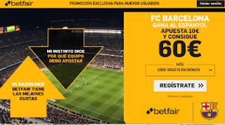 betfair supercuota Barcelona gana al Espanyol 30 marzo 2019