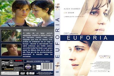 EUPHORIA - EUFORIA 2018 [COVER - DVD]