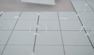 Memasang Keramik Lantai Dengan Tile Spacer