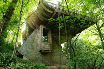 Beautiful Tree Houses ~ All about Home and House Design - Amazing House Designs