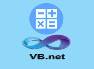 belajar Bilangan Aritmatika VB.NET Dalam Waktu Singkat