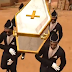 Coffin Dance Filter instagram,  Meme Coffin Dance buatan paulostoker