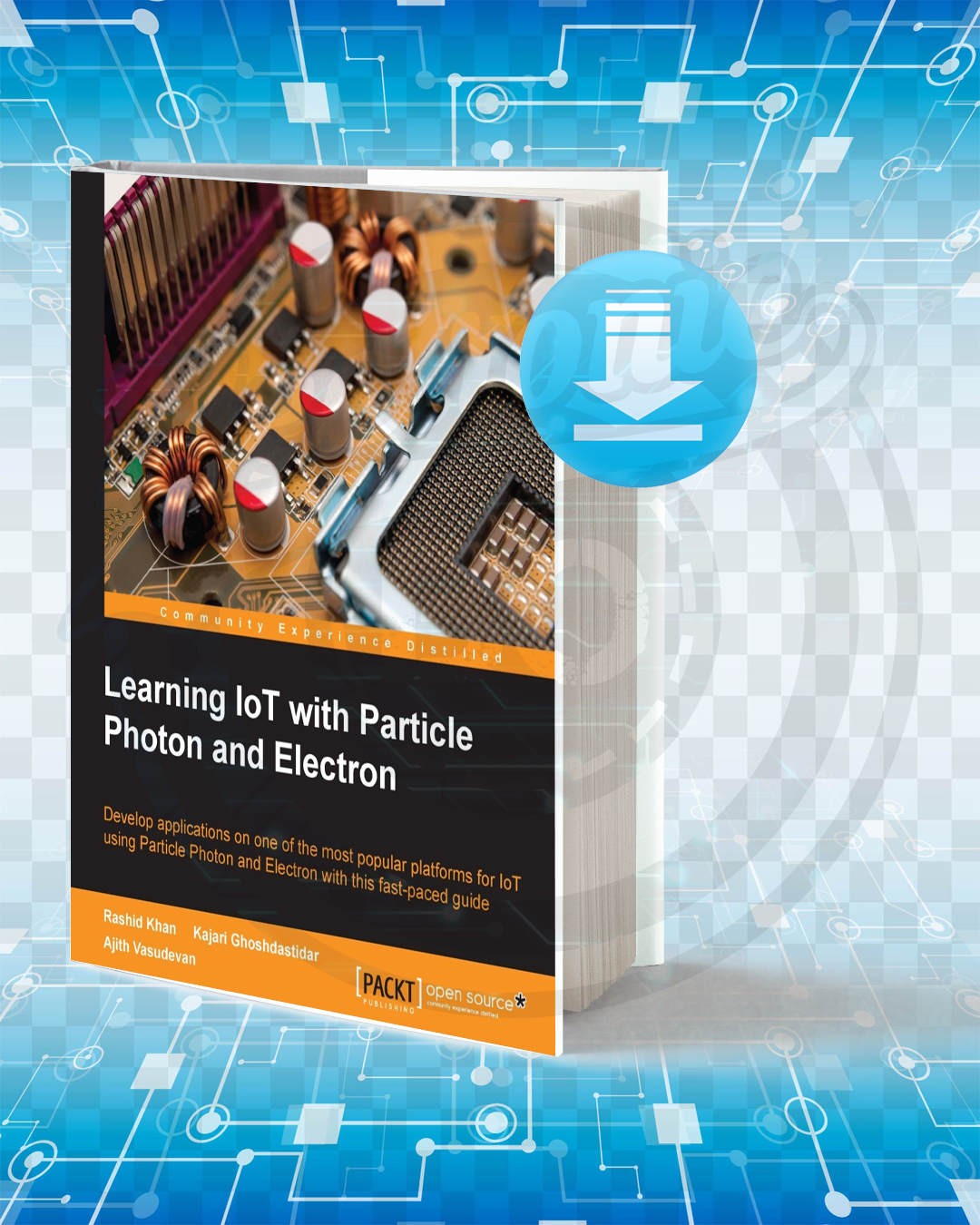 Free Book Learning IoT with Particle Photon and Electron pdf.