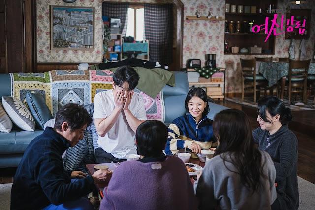 keluarga lim ju kyung true beauty yang ceria dan hangat