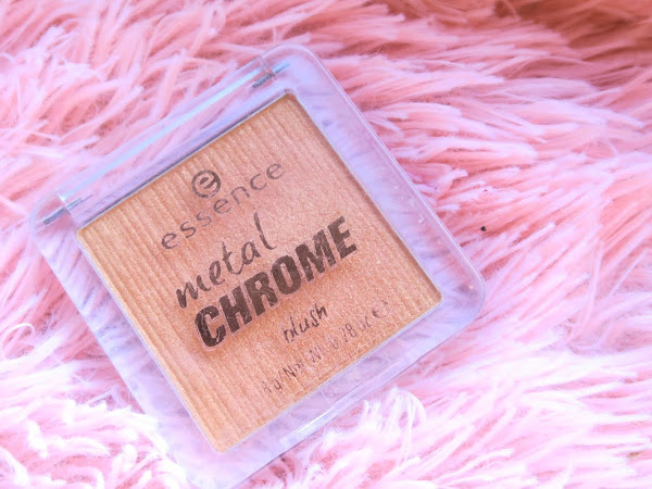 Review - Blush Metal Chrome Gold Essence