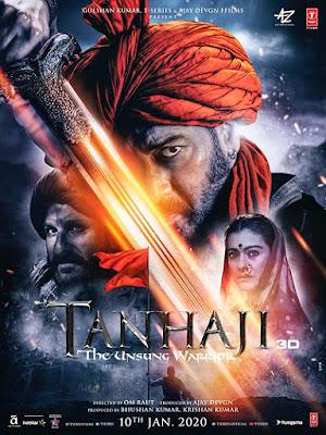 Tanhaji: The Unsung Warrior 2020