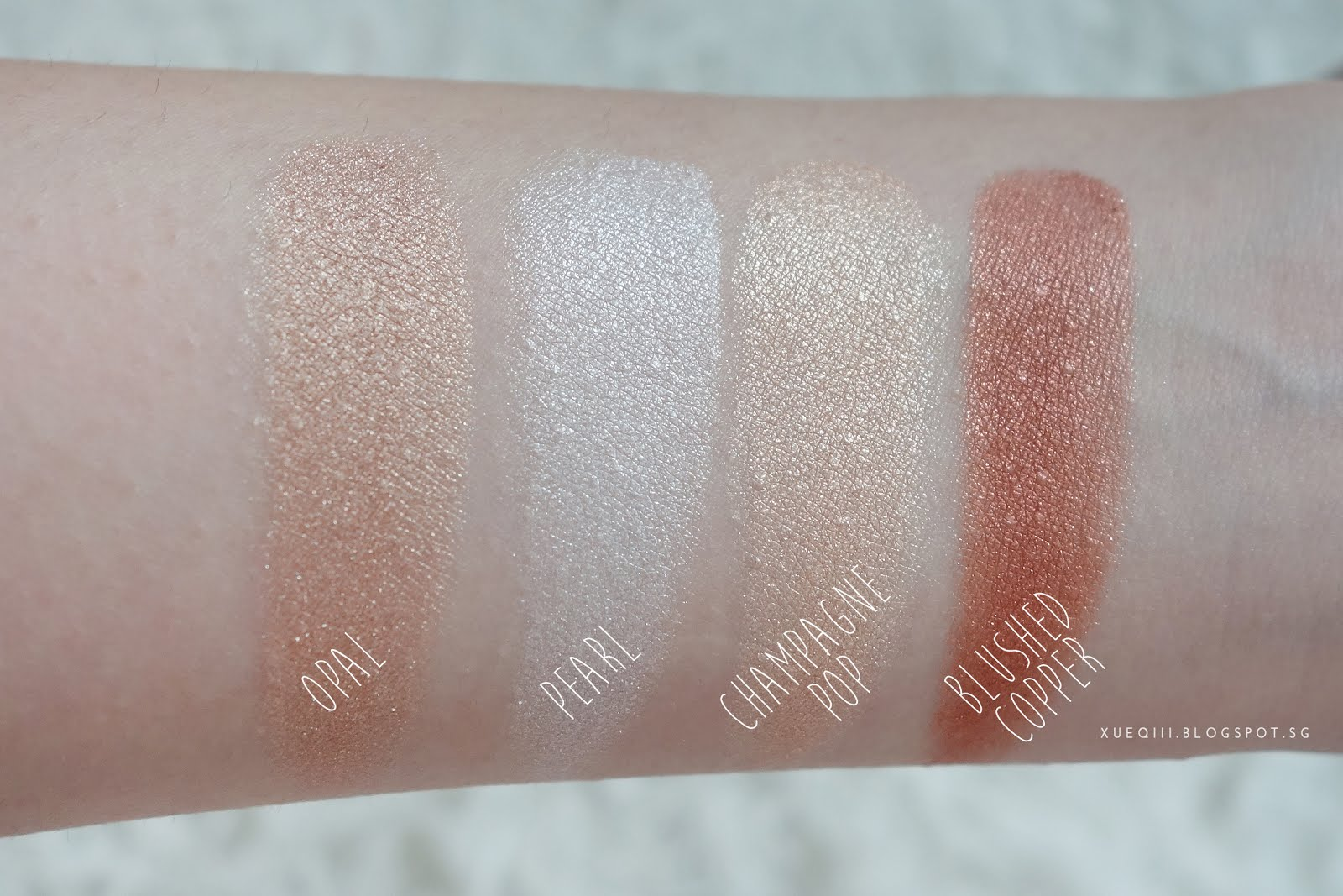 Becca Shimmering Skin Perfector Pressed in Opal | Review and ...