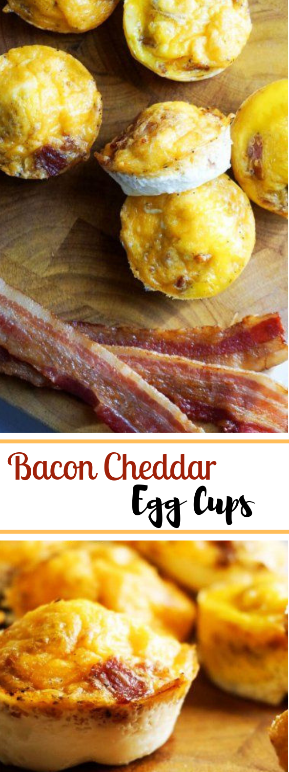Bacon Egg Cups #breakfast #keto