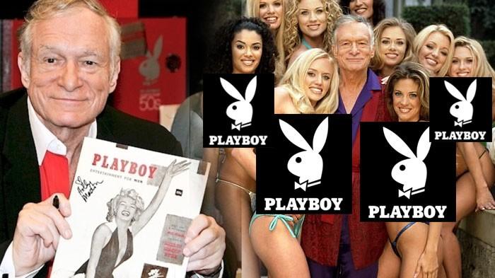 Kisah Perjalanan Hidup Hugh Hefner, Pendiri Majalah Playboy