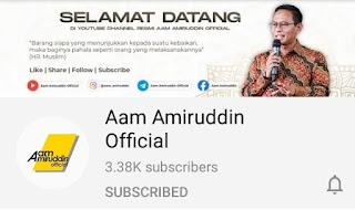 Ustaz Aam Amiruddin