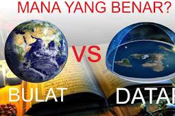 Bumi Datar atau Bulat, Bagaimana Dijelaskan Dalam Al-Qur'an?