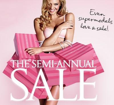 Best victorias secret semi annual lsale options