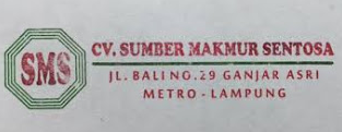Info Lowongan Kerja Lampung Terbaru Dari CV. SUMBER MAKMUR SENTOSA Juli 2017