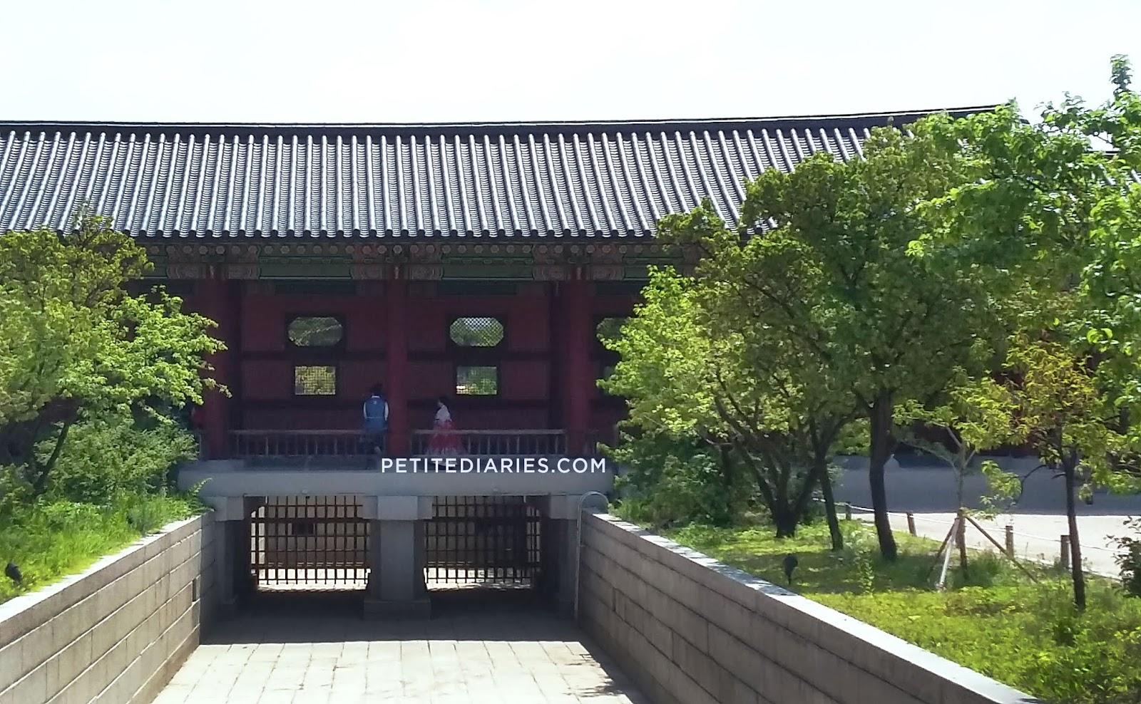 gyeongbokgung seoul visit