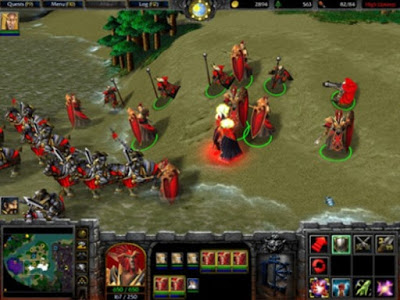 Download Warcraft Reign of Chaos + THE FROZEN THRONE Torrent PC