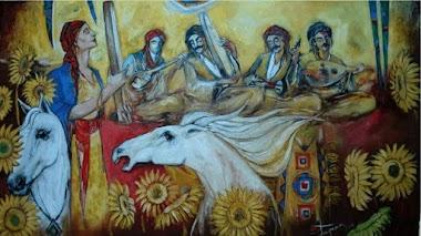 رباعيات المرأة في الأدب الكردي