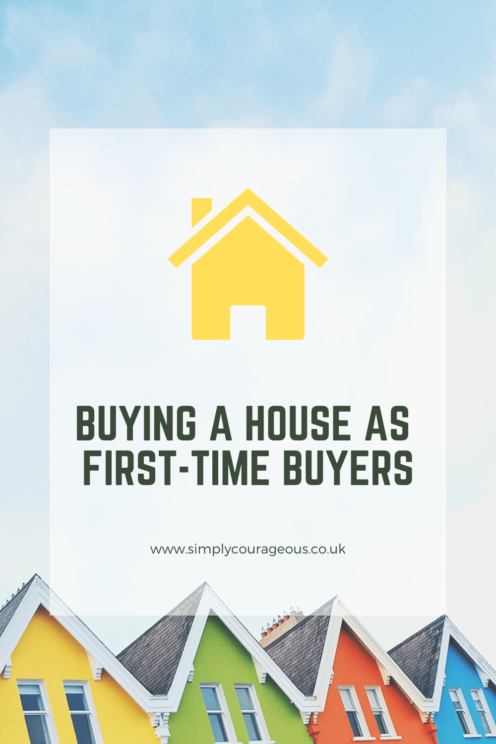 Buying A House As First-Time Buyers