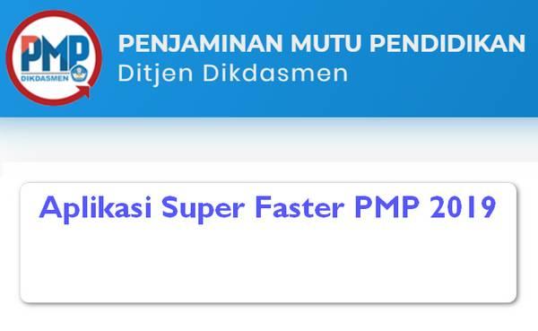 Aplikasi Super Faster PMP 2019
