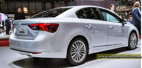 Toyota Avensis Models 2018 Redesign