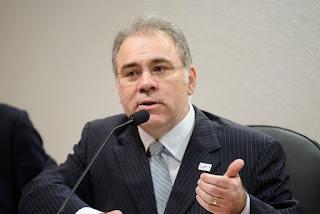 Ministro da Saúde, vê possível 3ª onda de Covid-19 e defende restrições por parte dos municípios para conter pandemia