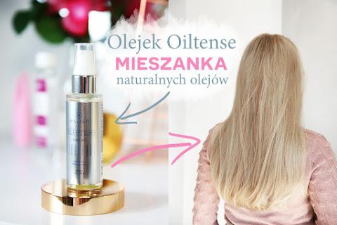 Olejek Halier Oiltense do olejowania włosów - czytaj dalej »