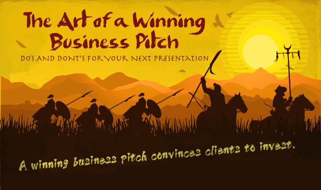 The Art of a Winning Business Pitch: Do's and Dont's for Your Next Presentation