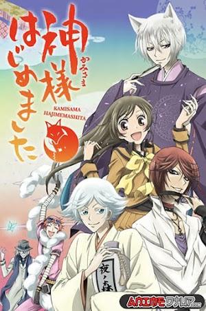 Kamisama Hajimemashita (13/13) + Ova [Latino/Ingles/Japones] [BDrip 1080p]
