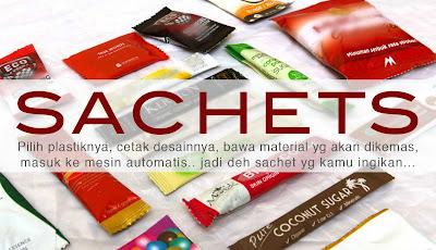 Jasa Makloon Kemasan Sachet Pabrik Kemasan Bandung