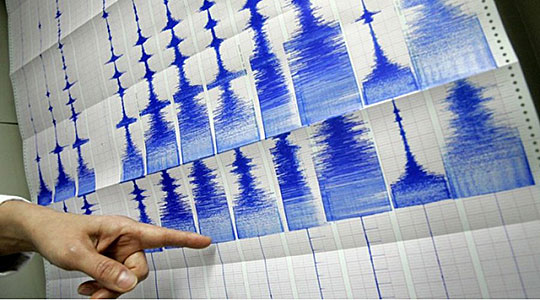 Series of Earthquakes Shook Southern Parts of Macedonia - Epicenter in Northgreece