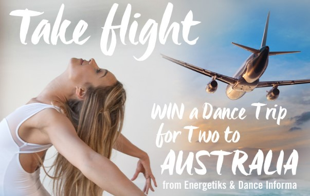 Dance Trip To Australia Sweepstakes