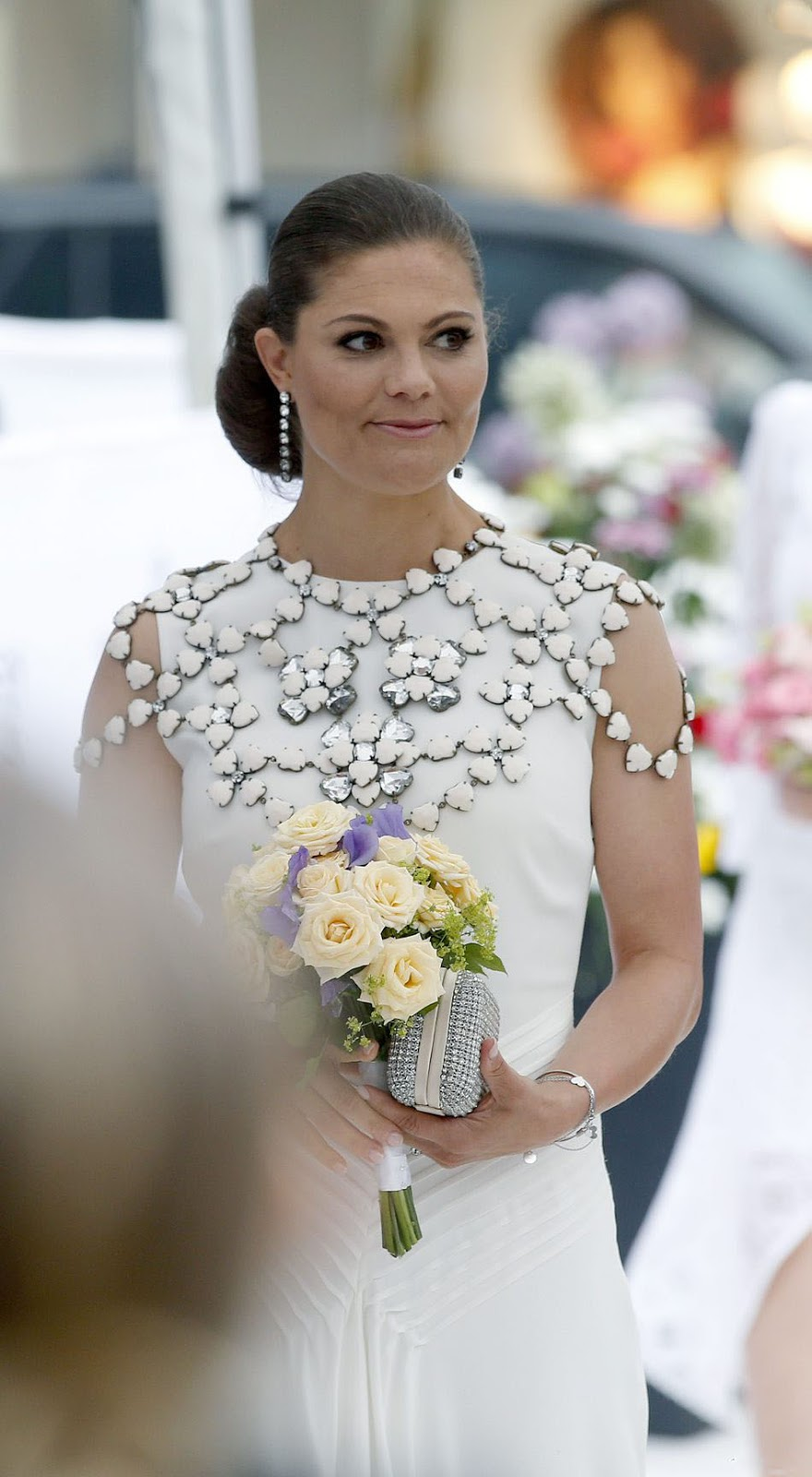 Swedish Crown Braid Tutorial: Royal Family Around The World: Swedish Royals Attends The