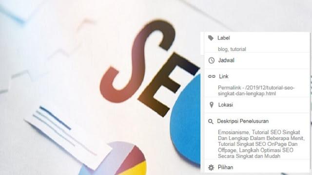 Gambar Permalink tag atau label