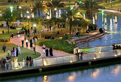 اماكن سياحية في الرياض للعائلات والمتزوجين