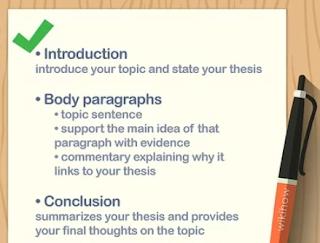 9 Tip untuk Penulisan Laporan